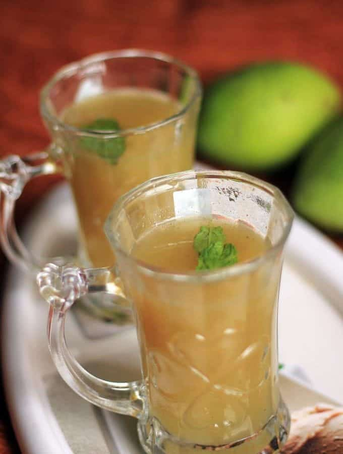 How to make Aam Ka Panna Recipe – Raw Mango Recipe