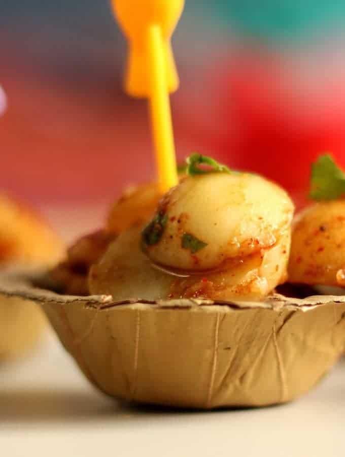 Incredible Aloo Chaat Recipe | Evening Snacks Recipe