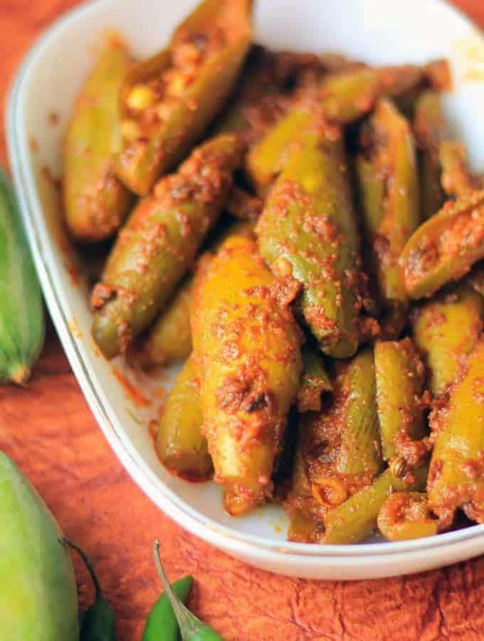 How To Make Parwal Ki Sabzi – Bharwa Parval Recipe