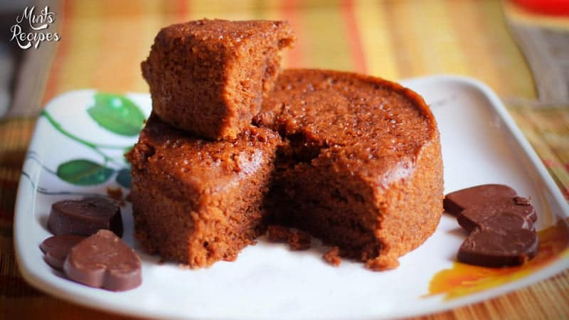 Cake Recipes In Telugu Without Oven: Eggless Spongy Buiscuit Cake