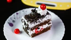 Black Forest Biscuit Pastry