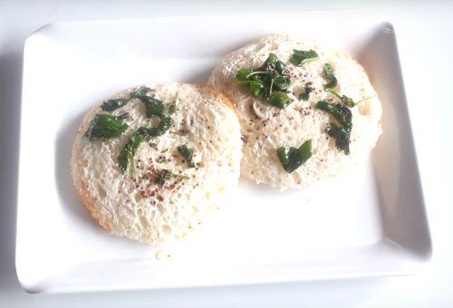Bread Idli