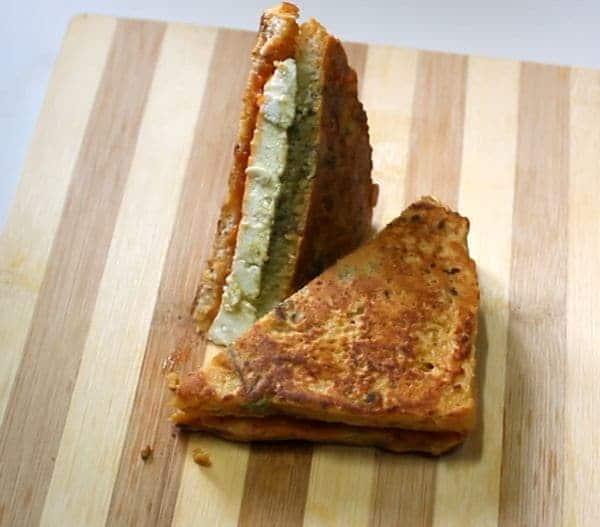 Bread Paneer Pakora