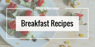 Best breakfast Recipes