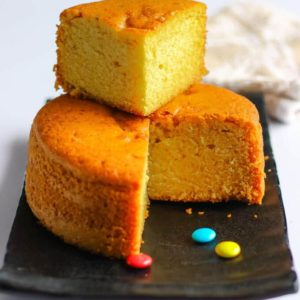 कुकर में वैनिला केक बनाने की विधि हिंदी में