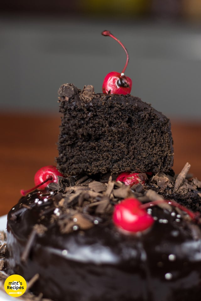 Chocolate Cake WIthout Condensed Milk