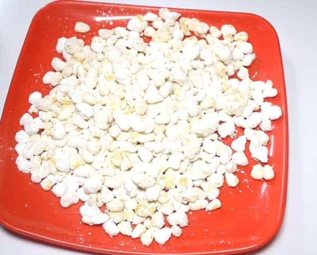 Corn Pepper Salt