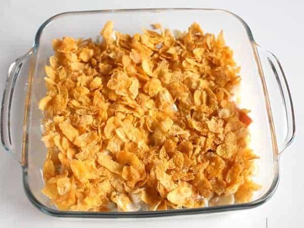 Cornflakes Chaat