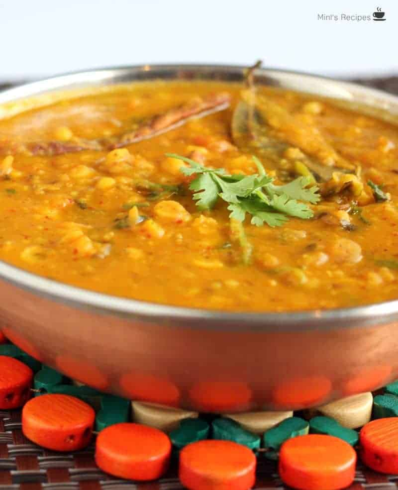 how to make dal recipe