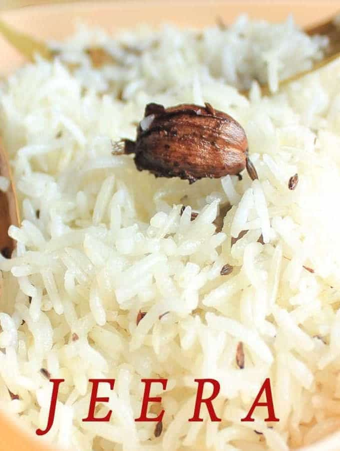 How to make Fried Jeera Rice Recipe