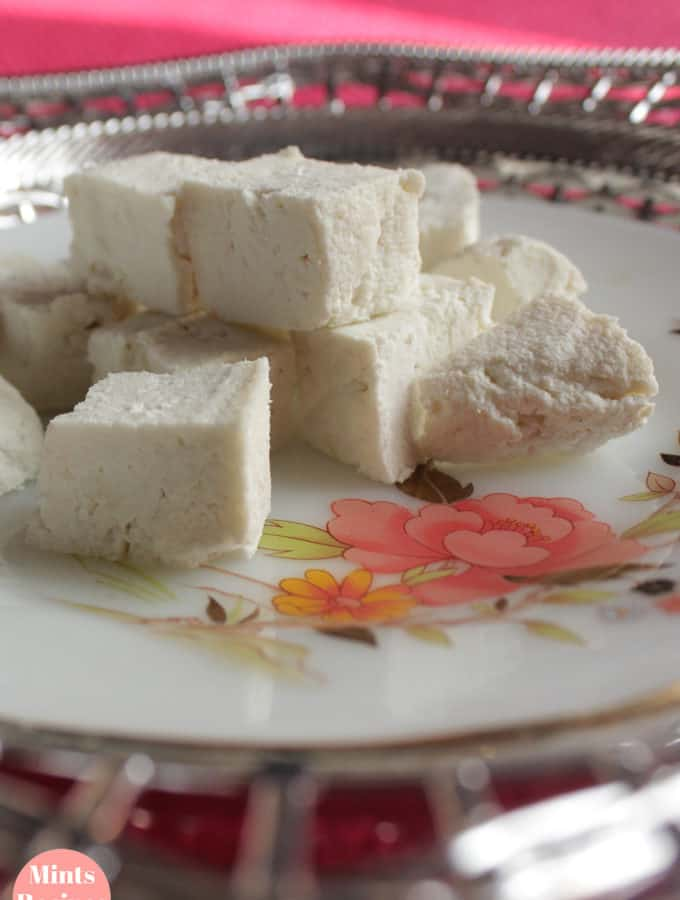 How to Make Paneer At Home – Homemade Paneer