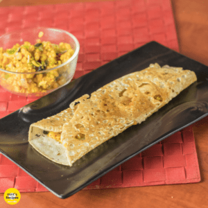 Instant Dosa From Rice Flour