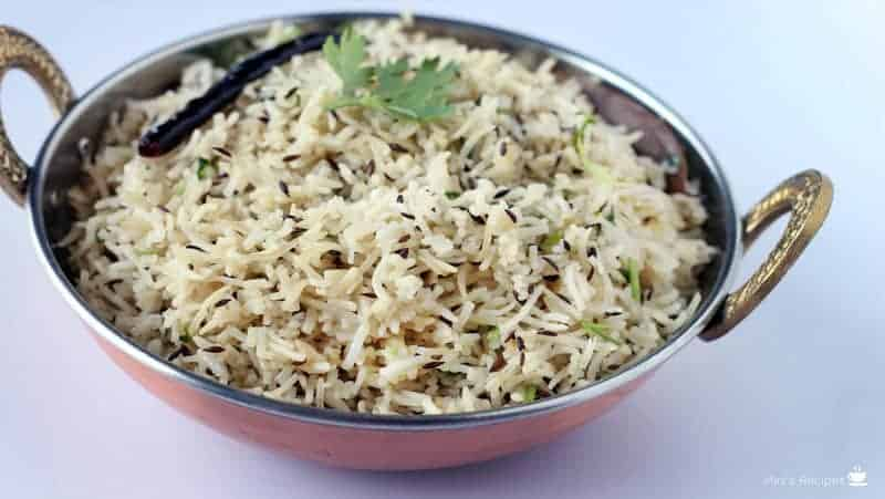 how to make fried rice recipe in hindi