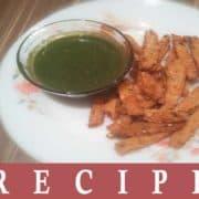 Kalmi Vada Easy Indian Appetize
