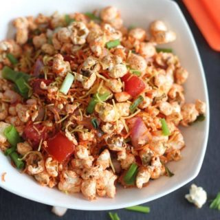 Popcorn Bhel Recipe