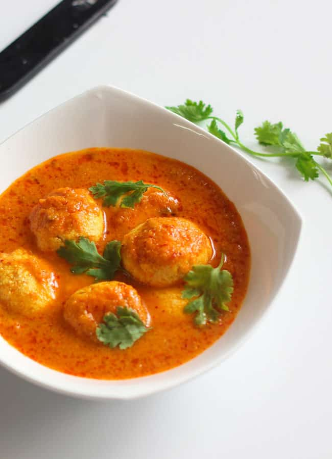 Rasgulla Kofta Curry