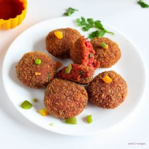Red Velvet Cutlet Recipe FB