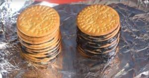 No Bake Biscuit Cake Recipe