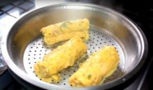 Steamed Bread Rings