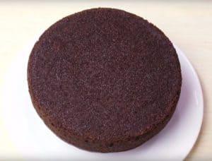 Black Forest Cake Instructions
