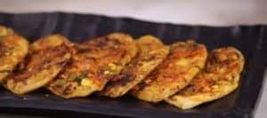 Chutney Chapati Instructions