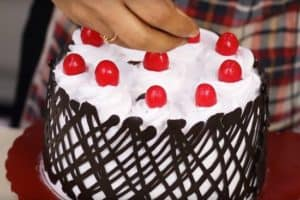 Black Forest Cake Instructions