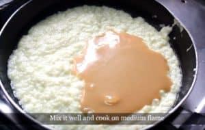 Kesaria Milk Powder Barfi