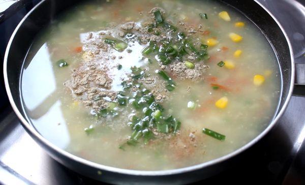 Sweet Corn Soup