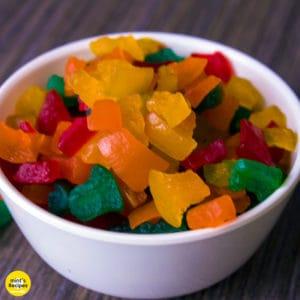 Homemade Tutty Fruity Recipe