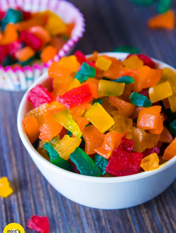Homemade Tutty Fruity Recipe