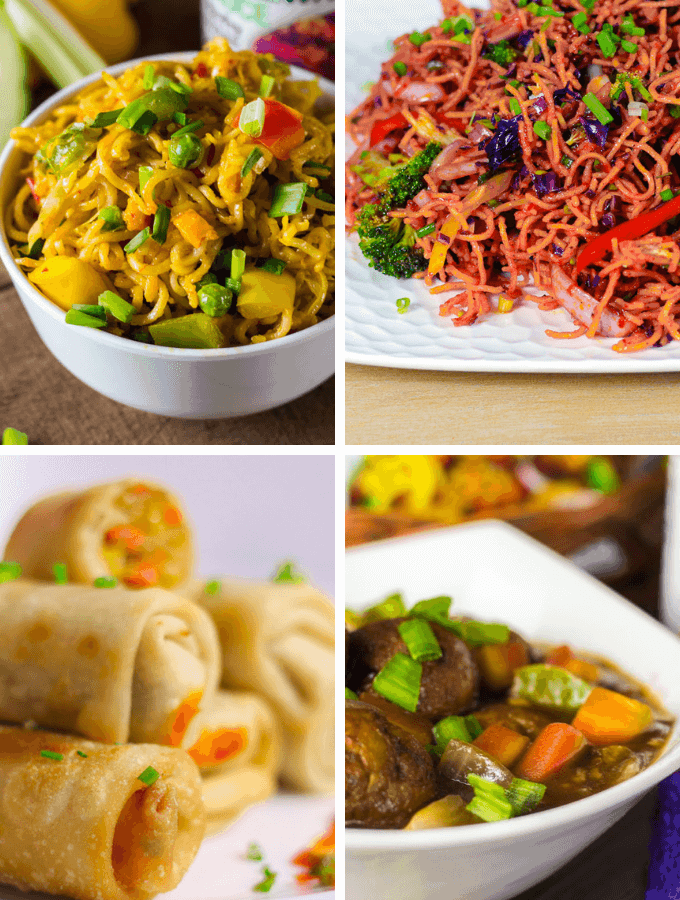 7 Chinese Recipes