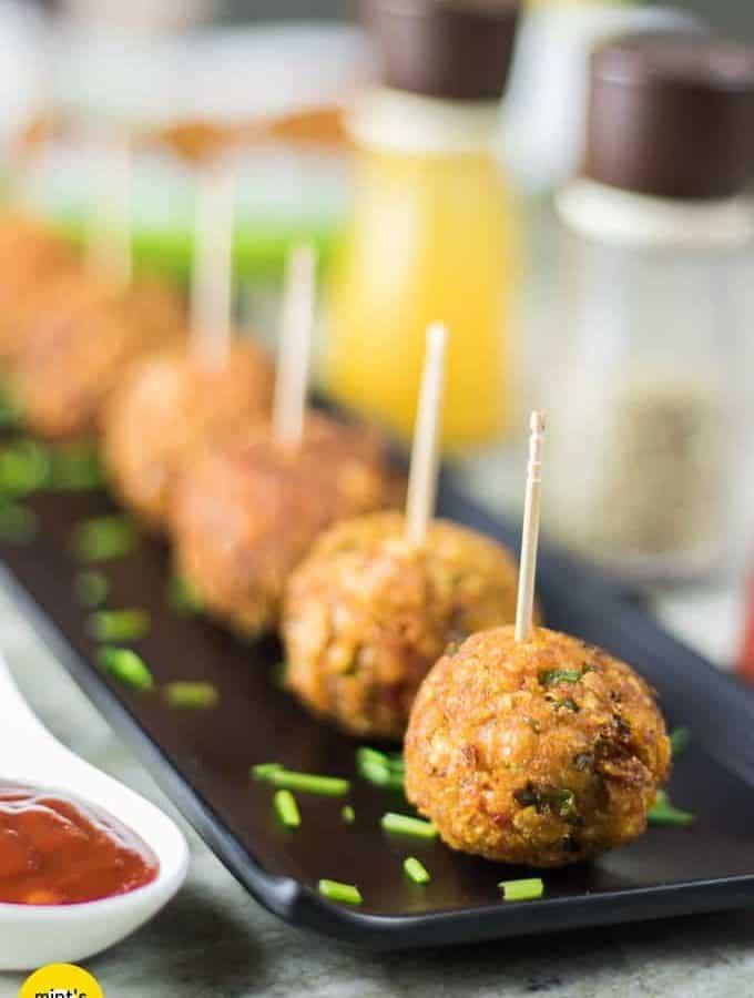 Veg Kurkure Lollipops – Evening Snacks Recipe
