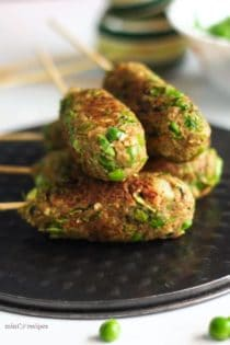 How To Make Veg Soya Kebab | Quick Healthy Recipe