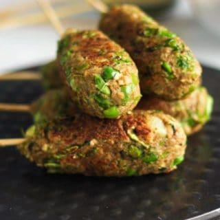 Veg Soya Kebab Recipe in Hindi