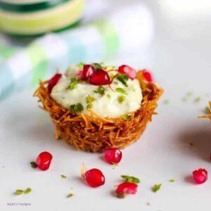 Vermicelli Shrikhand Dessert Recipe FB