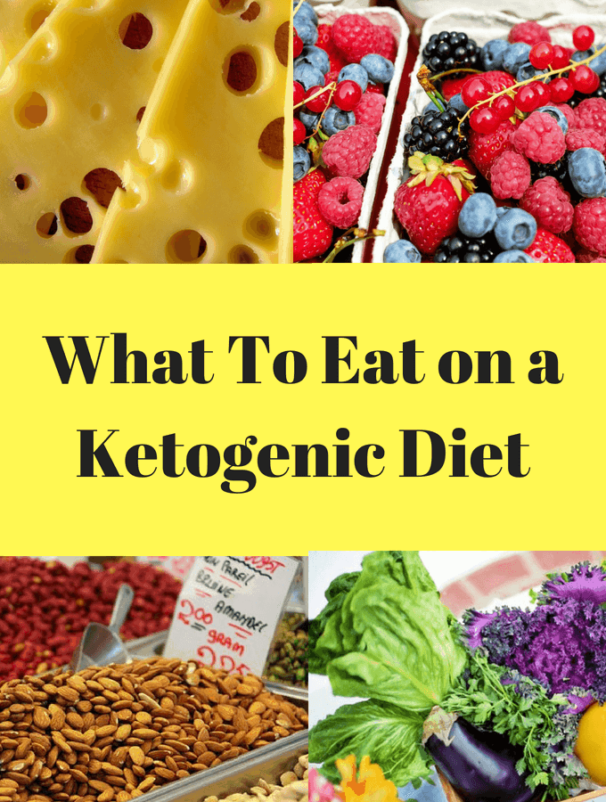 6 Foods to Eat on a Ketogenic Diet – What To Eat