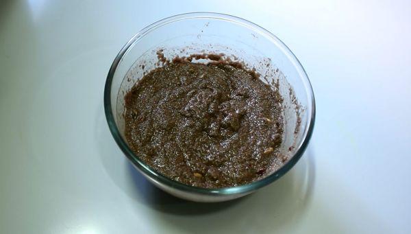 chocolate semolina cake (2)