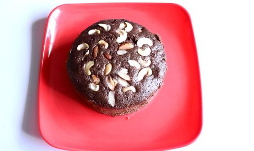 chocolate semolina cake (24)