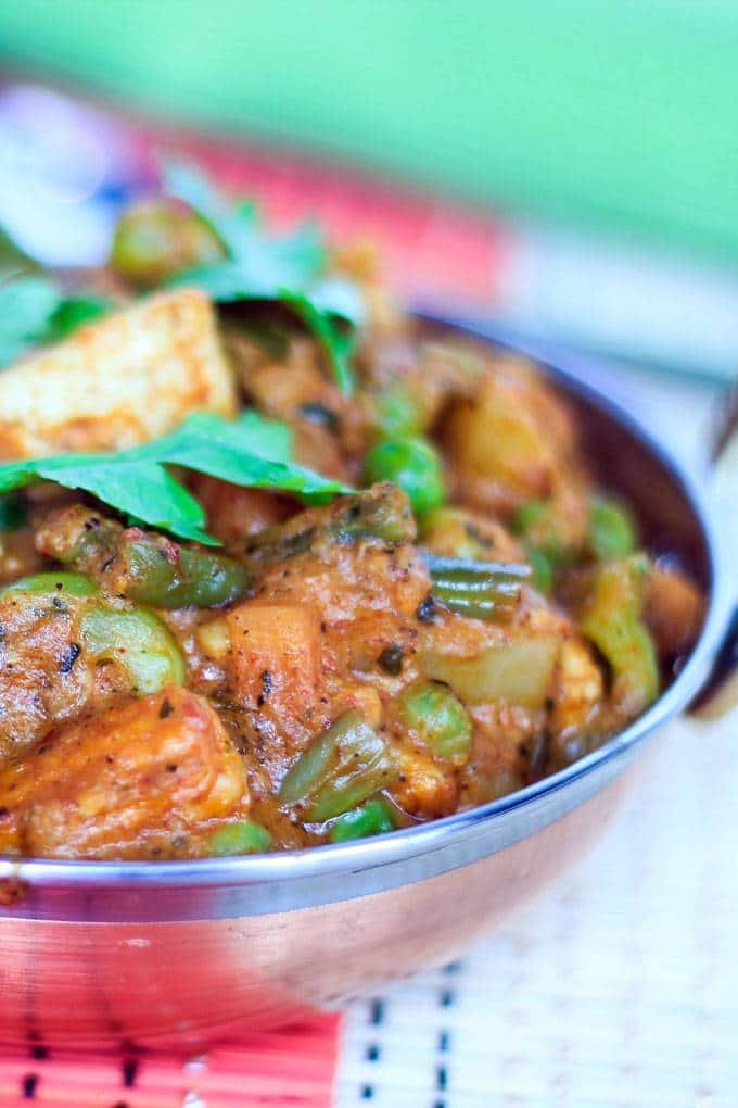 Mix veg recipe in Hindi image