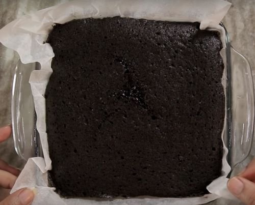 Chocolate Cake in 10 Minutes