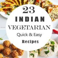 23 Indian Vegetarian Food Recipes & Breakfast Recipes